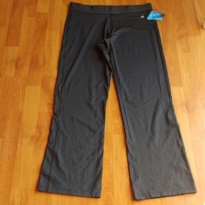 🤺 Champion Semi Fitted Yoga Pants XL